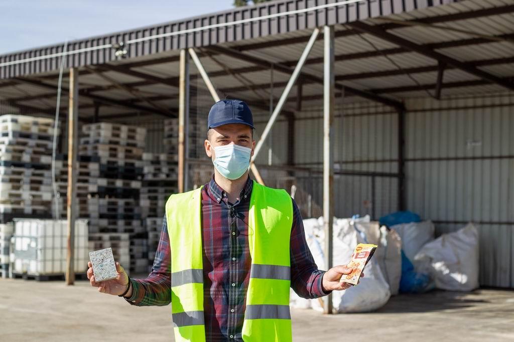 Stefan Bukvic, specijalista za zdravlje i bezbednost u kompaniji Nestle