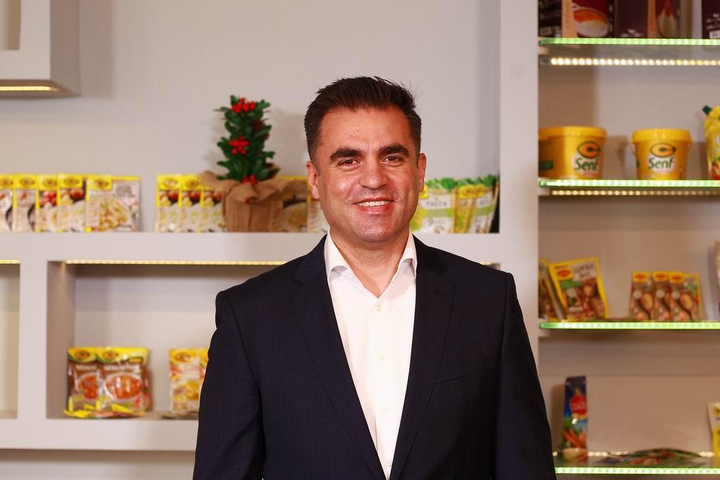 Marian Marinov, finansijski direktor Nestle za trzista jugoistocne Evrope