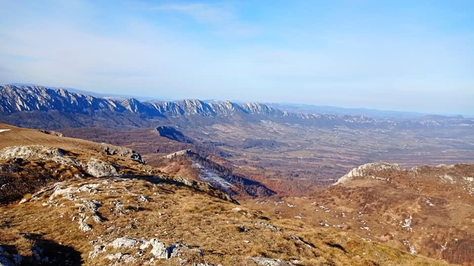 planina stol pogled